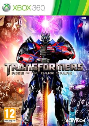 Copertina Transformers: Rise of the Dark Spark - Xbox 360