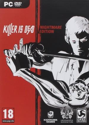 Copertina Killer is Dead - Nightmare Edition - PC