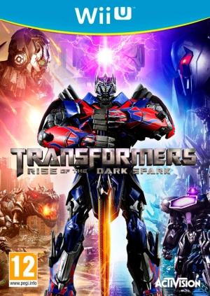 Copertina Transformers: Rise of the Dark Spark - Wii U