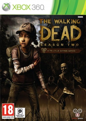Copertina The Walking Dead Stagione 2 - Episode 2: A House Divided - Xbox 360