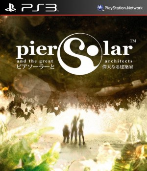 Copertina Pier Solar and the Great Architects - PS3