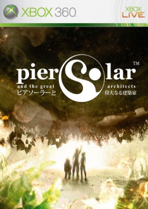 Copertina Pier Solar and the Great Architects - Xbox 360