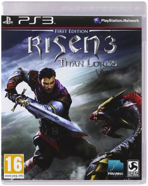 Copertina Risen 3: Titan Lords - PS3