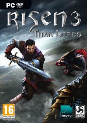 Copertina Risen 3: Titan Lords - PC