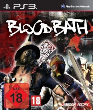 Copertina BloodBath - PS3