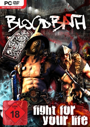 Copertina BloodBath - PC
