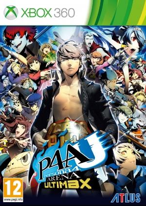 Copertina Persona 4 Arena Ultimax - Xbox 360