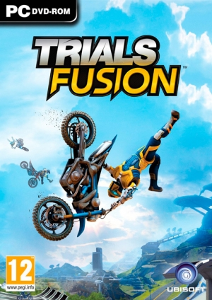 Copertina Trials Fusion - PC