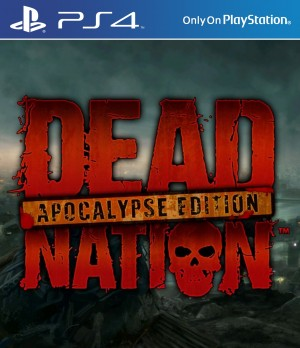 Copertina Dead Nation: Apocalypse Edition - PS4