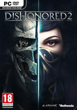 Copertina Dishonored 2 - PC