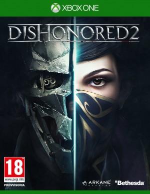 Copertina Dishonored 2 - Xbox One