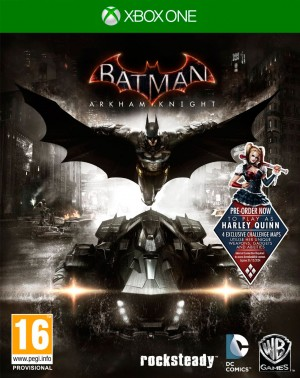 Copertina Batman: Arkham Knight - Xbox One
