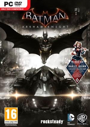Copertina Batman: Arkham Knight - PC