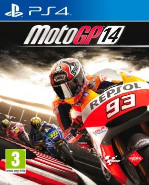 Copertina MotoGP 14 - PS4