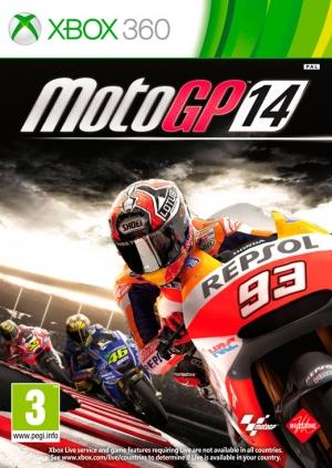 Copertina MotoGP 14 - Xbox 360