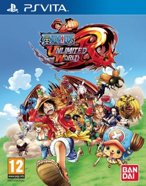Copertina One Piece Unlimited World Red - PS Vita