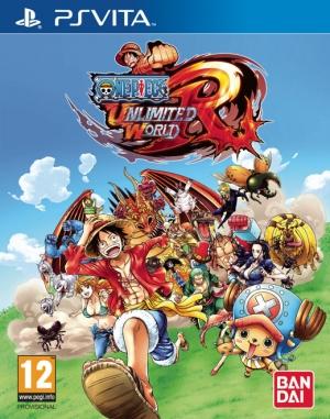 Copertina One Piece Unlimited World Red - PS Vita