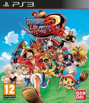 Copertina One Piece Unlimited World Red - PS3
