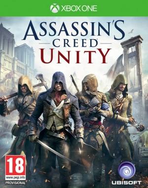 Copertina Assassin's Creed: Unity - Xbox One