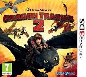 Copertina Dragon Trainer 2 - 3DS