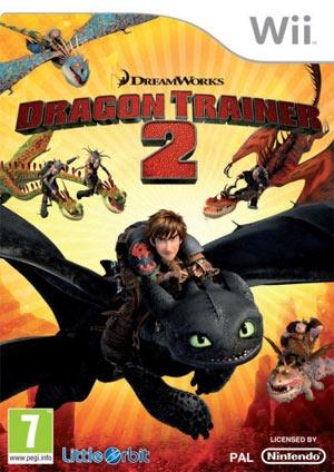 Copertina Dragon Trainer 2 - Wii