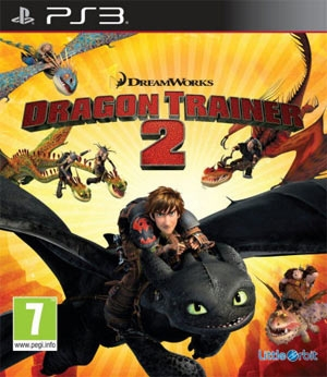 Copertina Dragon Trainer 2 - PS3