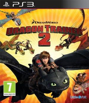 Copertina Dragon Trainer 2 - PS3