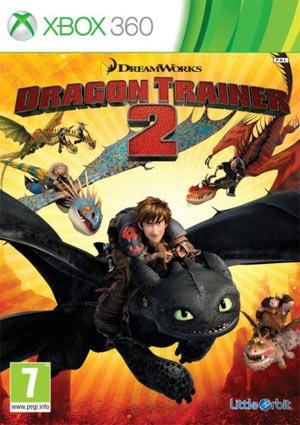 Copertina Dragon Trainer 2 - Xbox 360