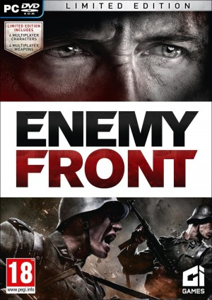 Copertina Enemy Front - PC