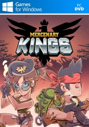 Copertina Mercenary Kings - PC
