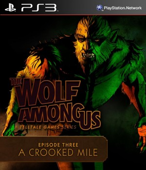 Copertina The Wolf Among Us Episode 3: A Crooked Mile - PS3