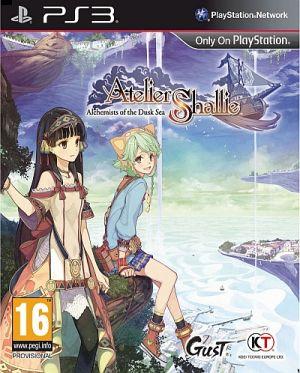 Copertina Atelier Shallie: Alchemists of the Dusk Sea - PS3