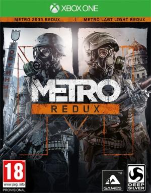 Copertina Metro Redux - Xbox One