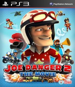 Copertina Joe Danger 2: The Movie - PS3