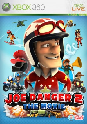 Copertina Joe Danger 2: The Movie - Xbox 360