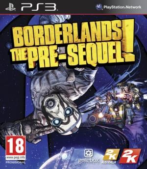 Copertina Borderlands: The Pre-Sequel - PS3