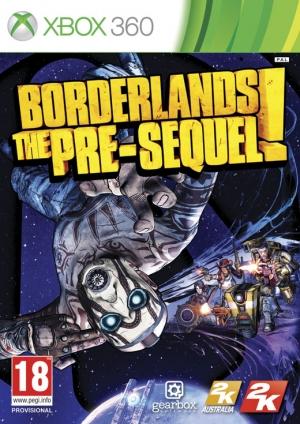 Copertina Borderlands: The Pre-Sequel - Xbox 360