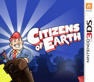 Copertina Citizens of Earth - 3DS