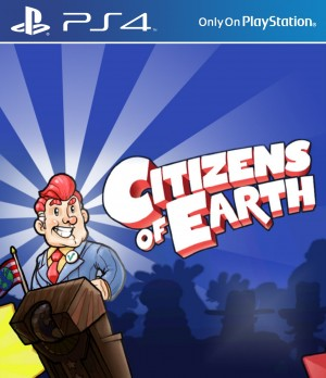 Copertina Citizens of Earth - PS4