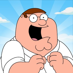 Copertina Family Guy: The Quest for Stuff - iPad