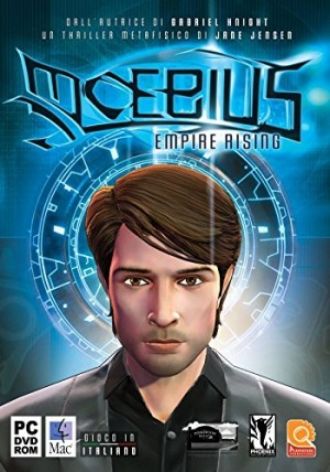Copertina Moebius: Empire Rising - PC