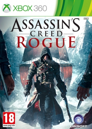 Copertina Assassin's Creed: Rogue - Xbox 360