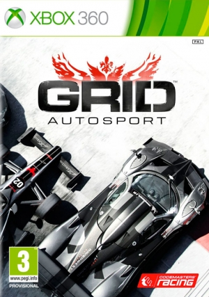 Copertina GRID: Autosport - Xbox 360