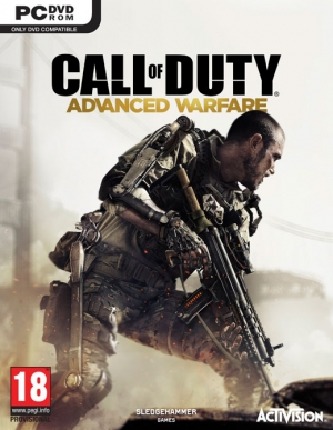 Copertina Call of Duty: Advanced Warfare - PC