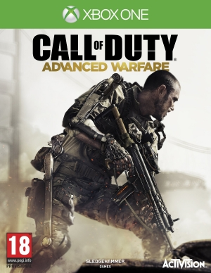 Copertina Call of Duty: Advanced Warfare - Xbox One