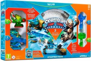 Copertina Skylanders Trap Team - Wii U