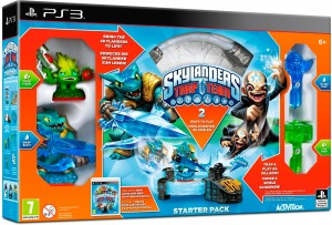 Copertina Skylanders Trap Team - PS3
