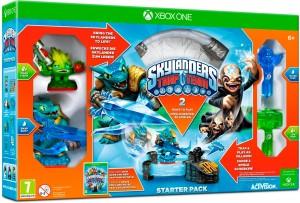Copertina Skylanders Trap Team - Xbox One