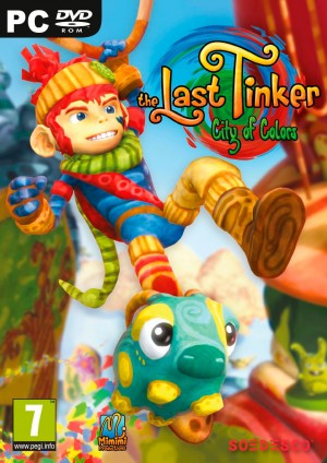 Copertina The Last Tinker: City of Colors - PC