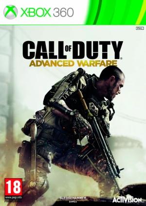 Copertina Call of Duty: Advanced Warfare - Xbox 360